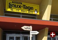 Chemnitzer Linux-Tage 2013