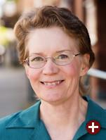 Christine Peterson, Erfinderin des Begriffs »Open Source«