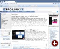Chrome unter Linux