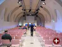 Vortragssaal Arena