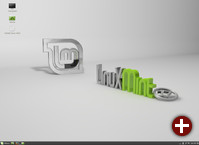 Cinnamon-Desktop von Linux Mint 17