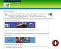 Social-Network für Behörden citieslinked.com