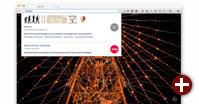 Cliqz-Erweiterung für Firefox in Aktion