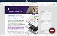Collabora Online 4.0 Writer innerhalb von OwnCloud