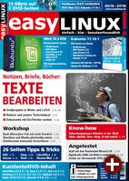 Cover der Zeitschrift EasyLinux