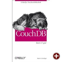 Cover von »CouchDB - kurz & gut«