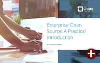 Cover von »Enterprise Open Source: A Practical Introduction«