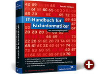 Cover von »IT-Handbuch für Fachinformatiker«