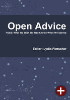 Cover von »Open Advice«