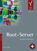Cover von »Root-Server einrichten und absichern«