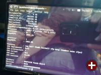 CPU-Info des Panda-Board