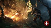 Crysis 3: Szene aus dem Spiel