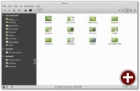 Der Dateimanager »Nemo« wurde massiv überarbeitet