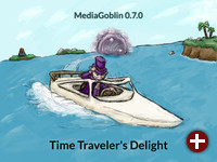 Das neue Theme von MediaGoblin 0.7.0