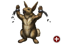 Das rebellische Kaninchen Turner