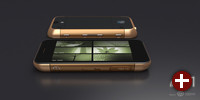 Das Gerät von Aava Mobile