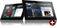 Das Tablet Grid 10 von Fusion Garage