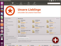 Das Ubuntu Software-Center