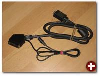 Das VGA2Scart-Kabel