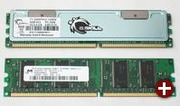 DDR-SDRAM-Module