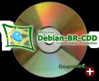 Debian lokalisiert für Brasilien: Debian-BR-CDD