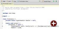 Decompiler für Java-Klassen in IntelliJ IDEA 14