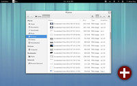 Der Dateimanager »Files«, ehemals Nautilus