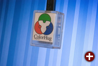 Der Farbmesser ColorHug