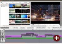 Der freie Video-Editor Flowblade