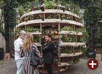 Der Original Space 10 Growroom auf der Chart Art Fair