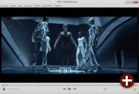 Der »ROSA Media Player« kann nicht nur Videos wiedergeben, sondern...