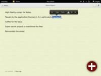 Designvorschlag einer neuen Kopier- und Auswahlfunktion unter Gnome