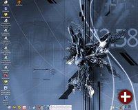 Der MEPIS-Desktop