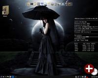 Desktop von 4MLinux
