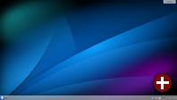 Desktop von KDE 4.11