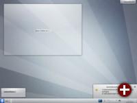 Desktop von Kubuntu