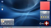 Desktop von Mageia 2