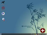 Desktop von OpenMandriva Scion 2014.2