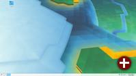 Desktop von Plasma 5.10