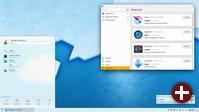 Desktop von Plasma 5.18