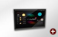 Die Android-Oberfläche des Fernsehers