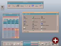 Die Desktop-Umgebung CDE