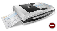 Dokumentenscanner von Plustek