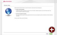 Domänen-Einrichtung in UCS 3.2