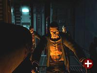 Doom 3 glänzte vor allem durch seine düstere Atmosphäre