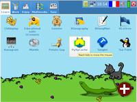 DoudouLinux 1.2 gibt sich kinderfreundlich