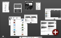 e17 im neuen »Black&White«-Look