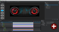 Echtzeit-3D-Oberflächen lassen sich mit Qt 3D Studio leicht erstellen