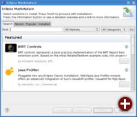 Eclipse Marketplace Client
