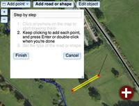 Editieren von OpenStreetMap-Daten mit iD